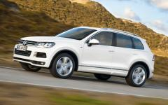 2014 Volkswagen Touareg Photo 1