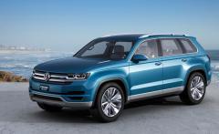 2016 Volkswagen Touareg Photo 1