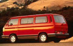 1990 Volkswagen Vanagon exterior