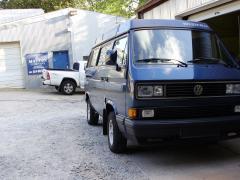 1990 Volkswagen Vanagon Photo 2