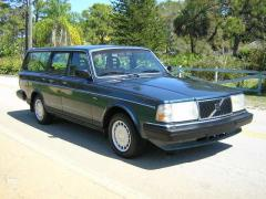 1990 Volvo 240 Photo 1