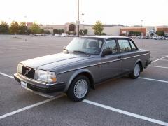 1991 Volvo 240 Photo 1