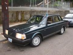 1992 Volvo 240 Photo 1