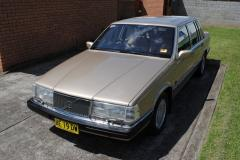 1990 Volvo 760 Photo 1
