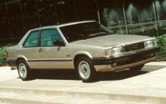 1990 Volvo 780 Photo 1