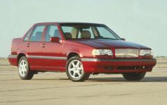 1993 Volvo 850 Photo 1