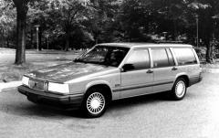 1991 Volvo 940 exterior