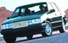 1992 Volvo 940 exterior