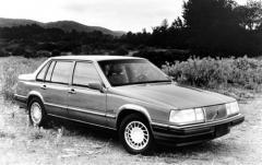 1993 Volvo 960 exterior