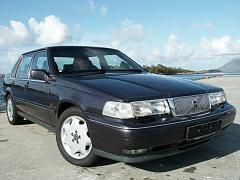 1995 Volvo 960 Photo 1