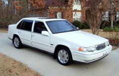 1996 Volvo 960 Photo 1