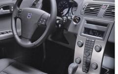 2005 Volvo S40 interior