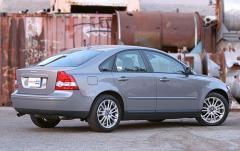 2005 Volvo S40 exterior