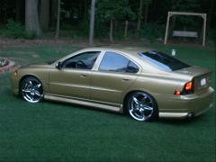 2001 Volvo S60 Photo 6
