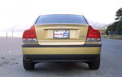 2001 Volvo S60 exterior