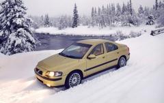 2002 Volvo S60 exterior