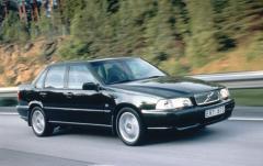 1998 Volvo S70 Photo 1