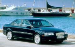 2000 Volvo S80 2.9 exterior