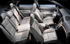 2000 Volvo S80 2.9 interior