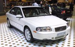 2002 Volvo S80 exterior