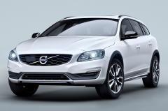 2016 Volvo V60 Cross Country exterior