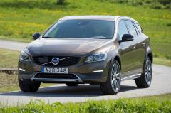 2017 Volvo V60 Cross Country exterior