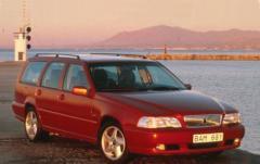 1999 Volvo V70 exterior