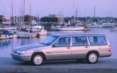1998 Volvo V90 exterior