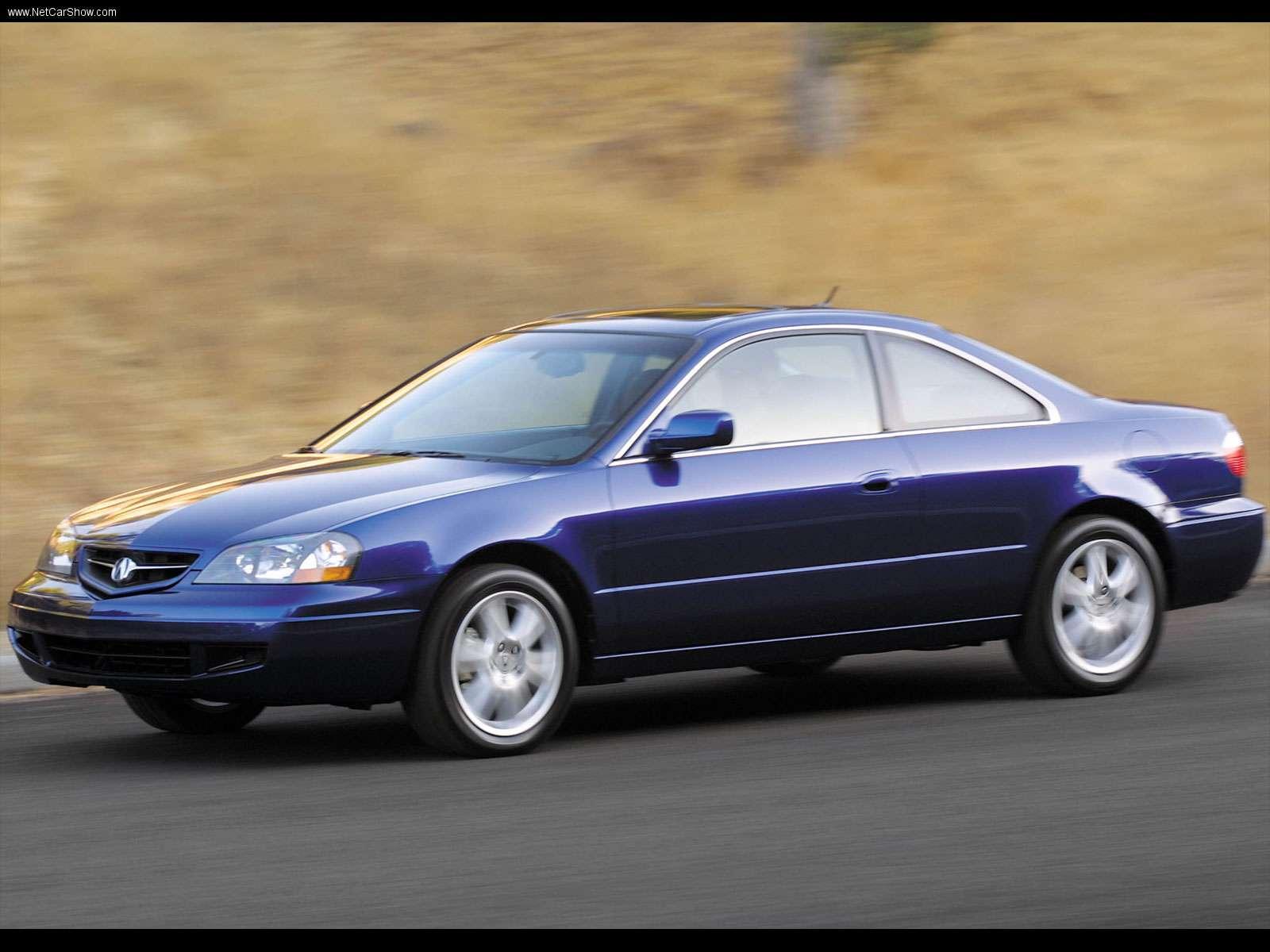 2003 Acura Cl Vins Configurations Msrp Specs Autodetective