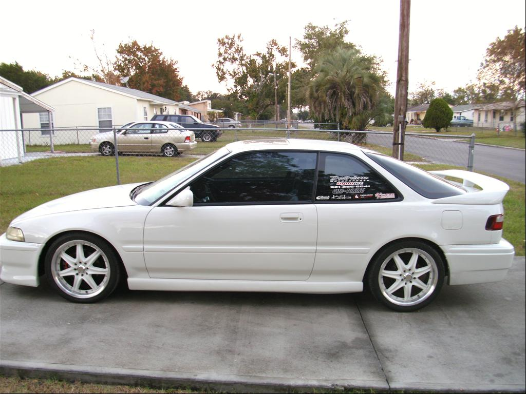 1992 Acura Integra RS Coupe Photo 4