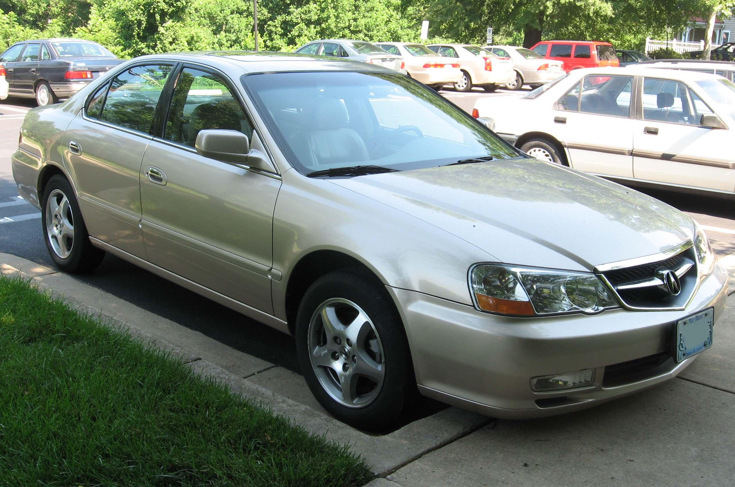2002 Acura Tl 3 2tl Photo 5