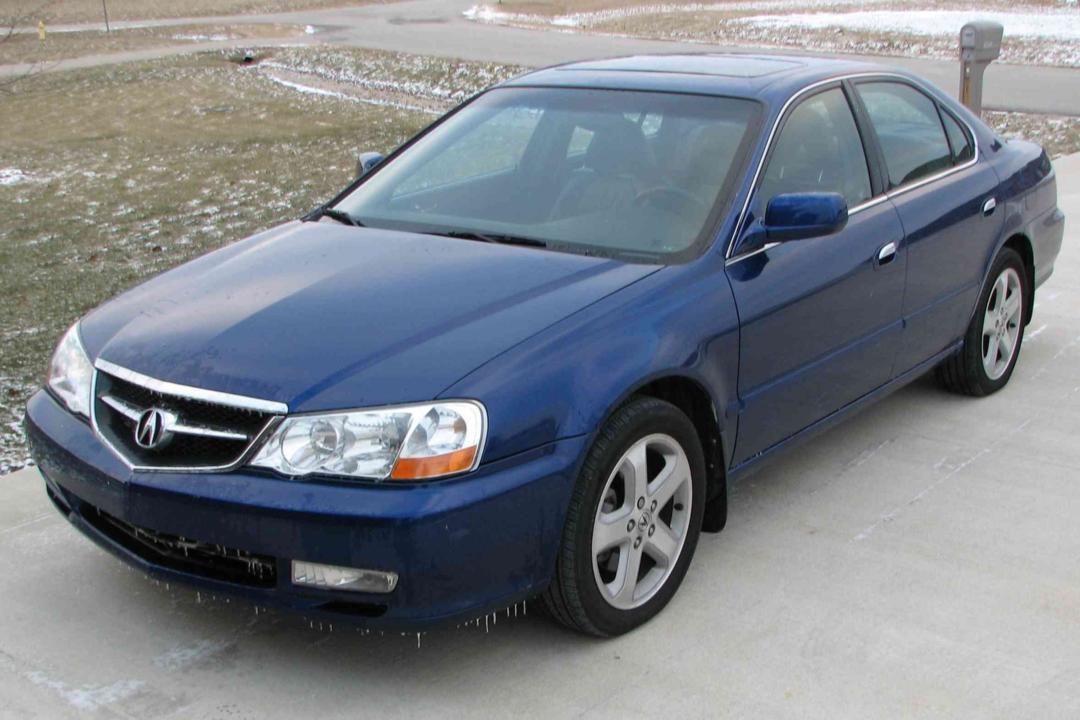 2003 Acura Tl Vins Configurations Msrp Specs Autodetective