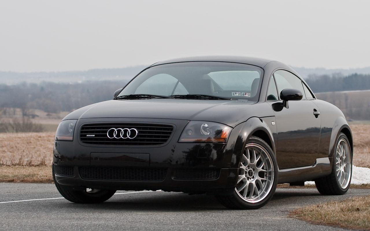 2002 Audi TT Coupe quattro (180 hp)