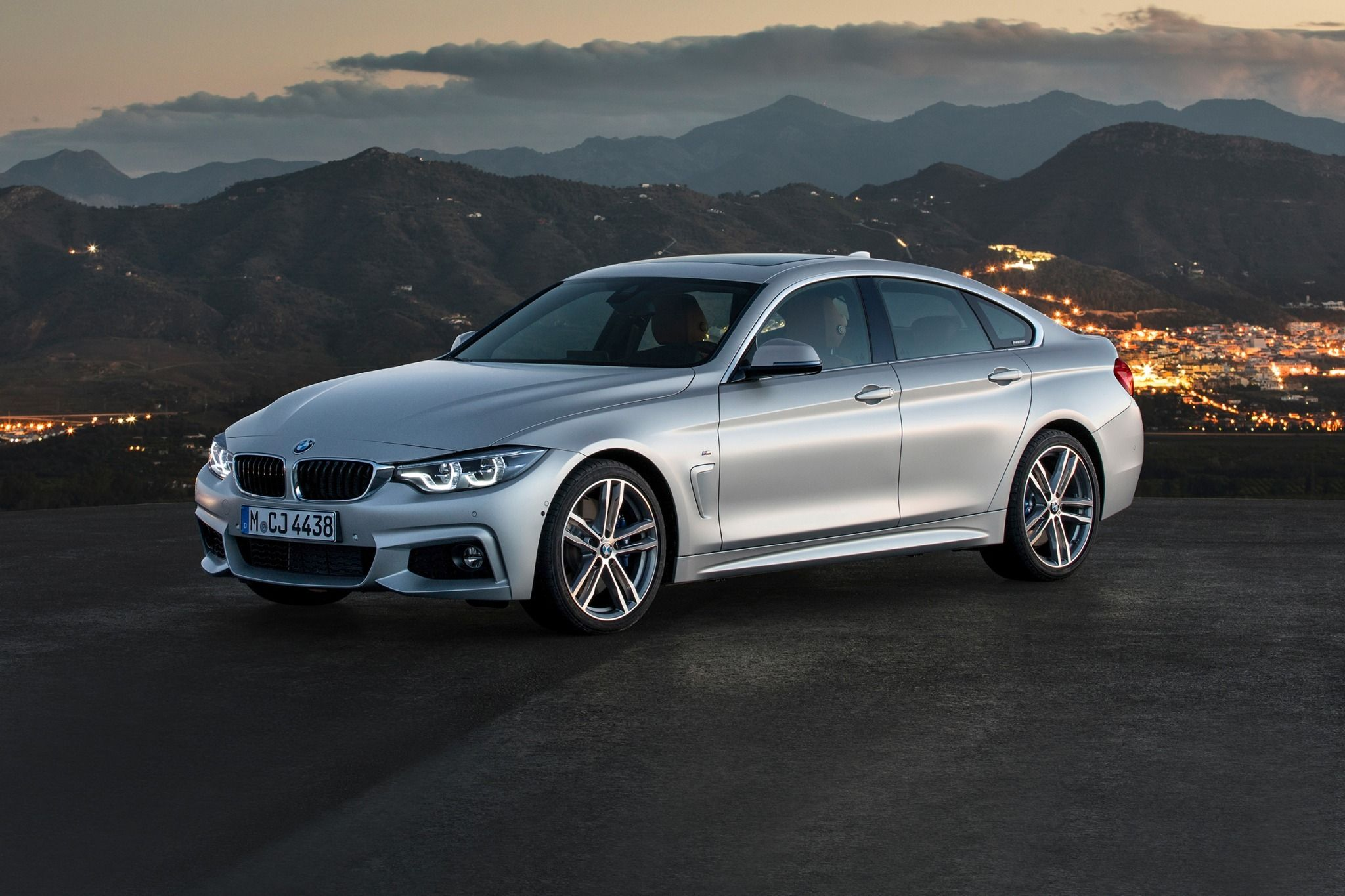 2018 BMW 4-Series Gran Coupe VIN Number Search - AutoDetective