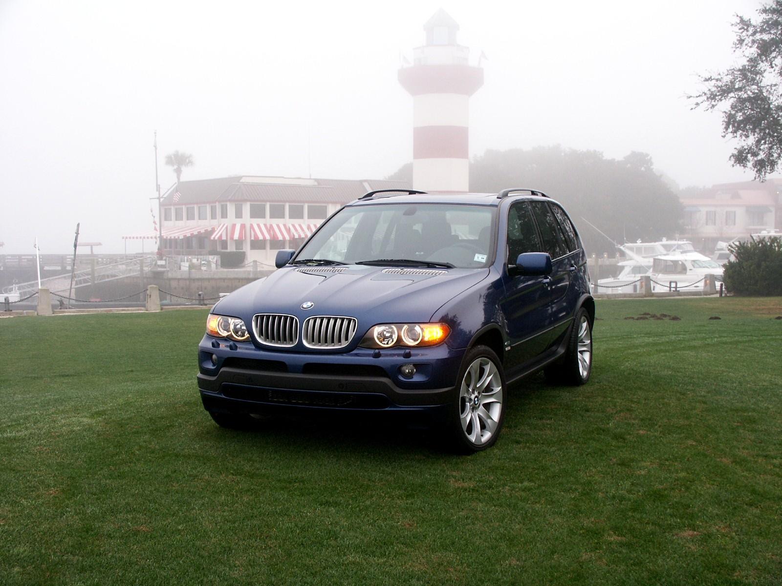 2005 Bmw X5 3 0i