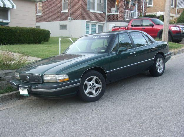1993 buick lesabre 90th anniversary specs and vin numbers