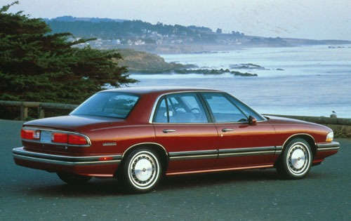 1996 Buick Lesabre >> 1996 Buick Lesabre Vin Check Specs Recalls Autodetective