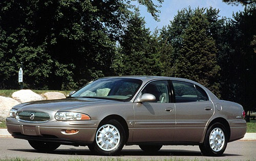 2000 Buick Lesabre Custom Vin Number Search