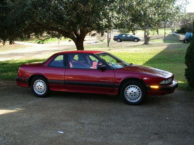 1994 buick regal custom coupe American Sports Cars 1994