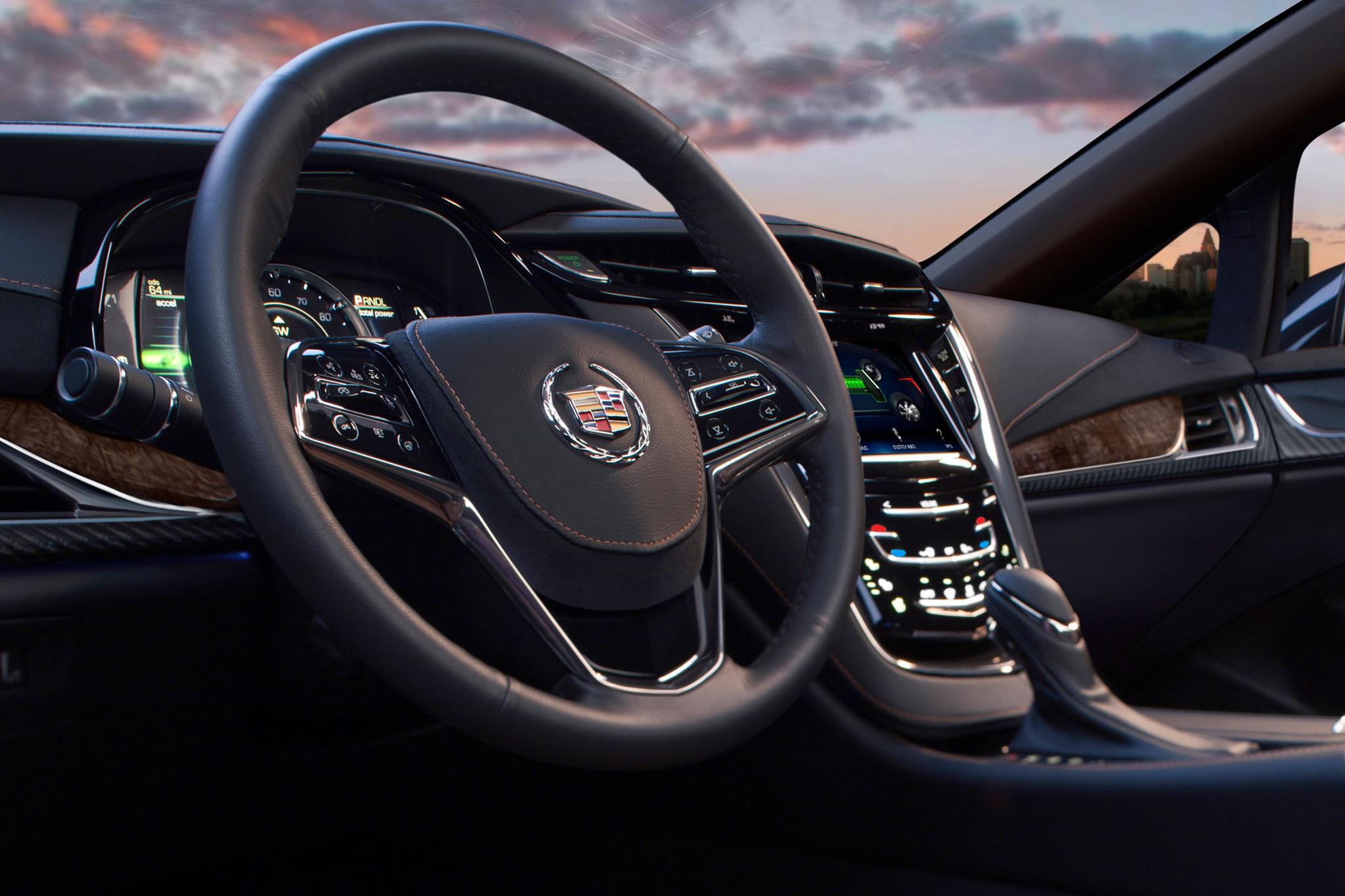 2014 Cadillac ELR VIN Check, Specs & Recalls - AutoDetective