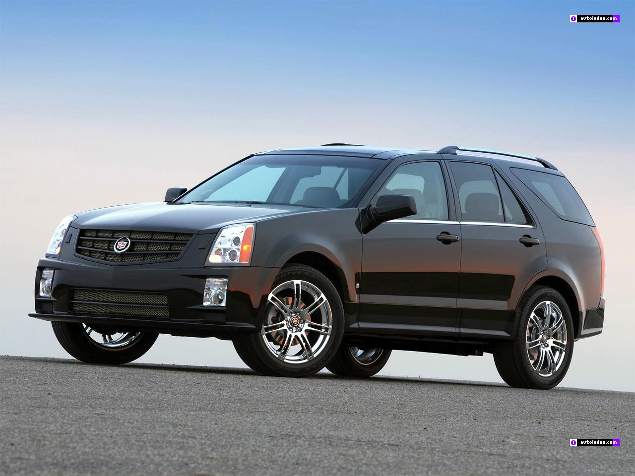 2004 Cadillac Srx Vin Check Specs Recalls Autodetective
