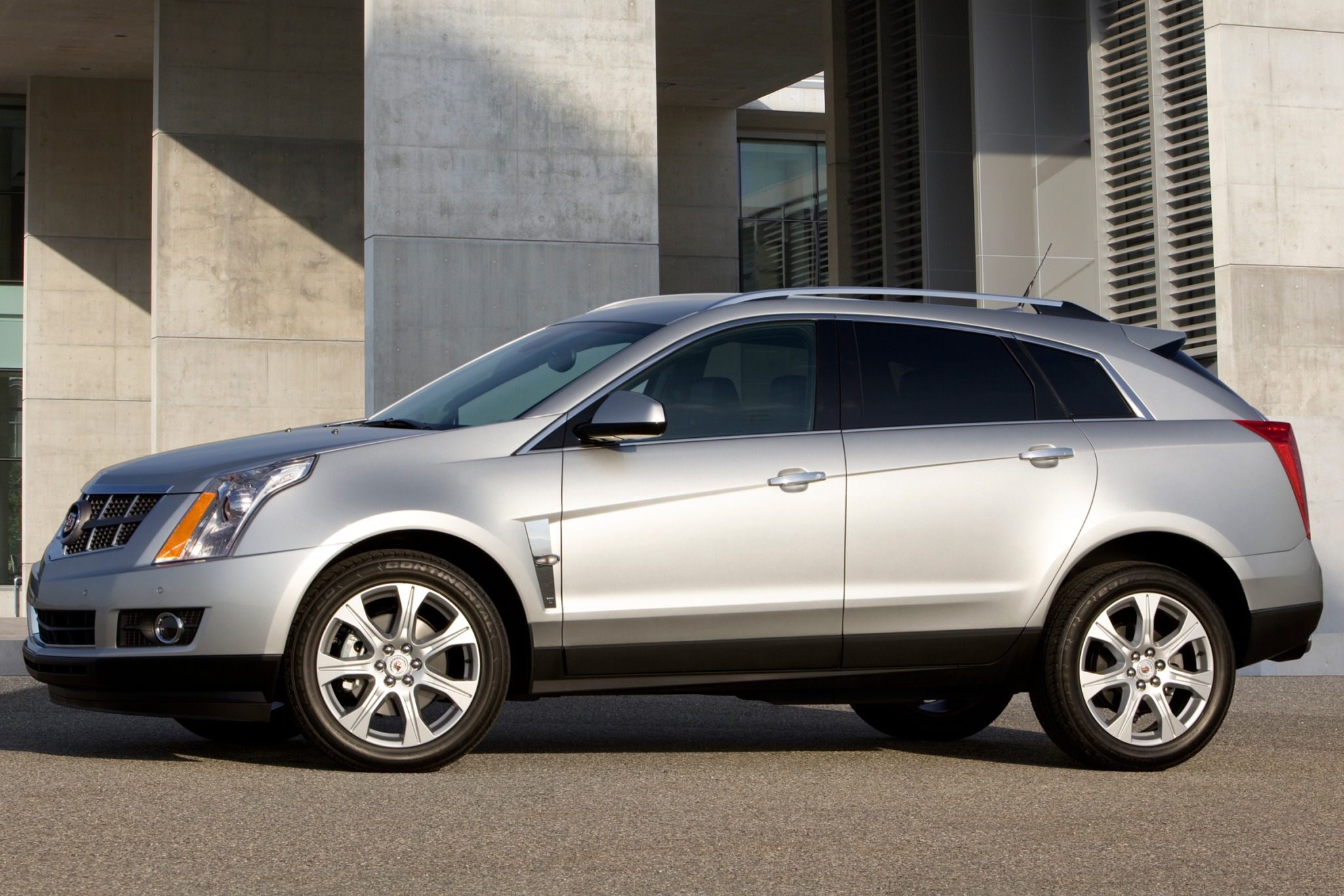 2010 Cadillac Srx Awd Turbo Performance Collection Vin