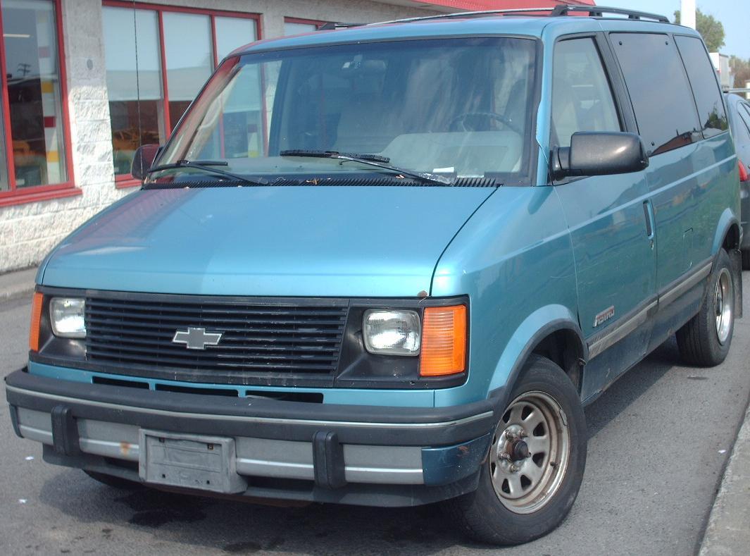 1994 Chevrolet Astro Cargo Van Photo 2