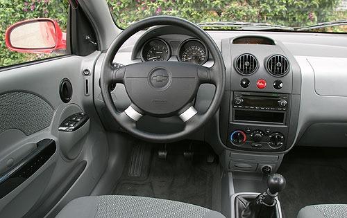2005 Chevrolet Aveo Lt Sedan Specs And Vin Numbers Autodetective