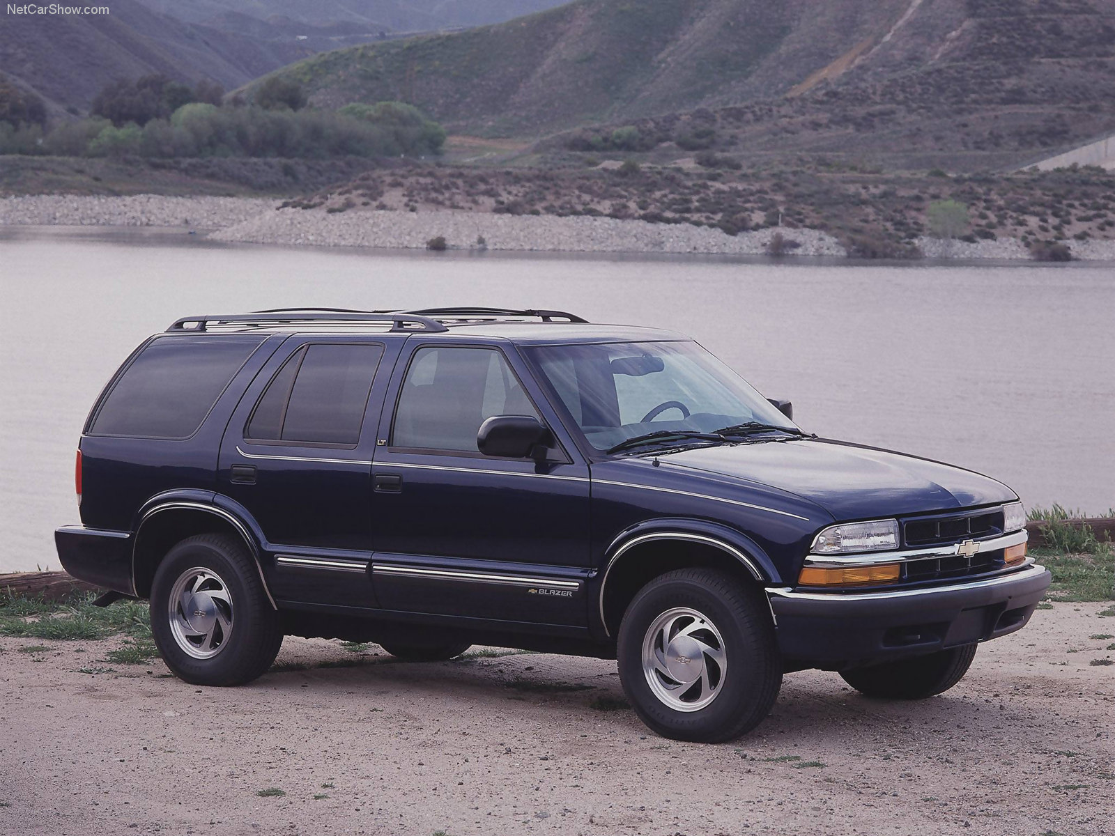 2001 Chevrolet Blazer Ls 2 Door 2wd Photo 7