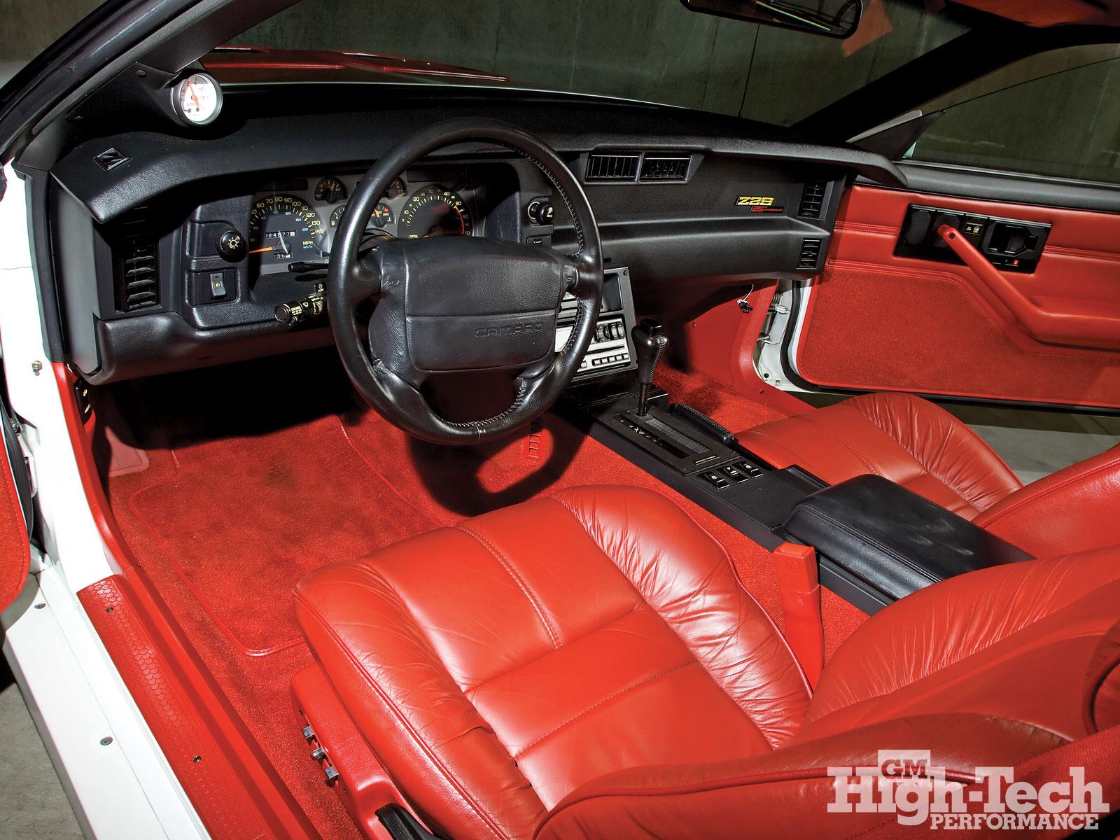 1992 Chevrolet Camaro Rs Coupe Photo 5