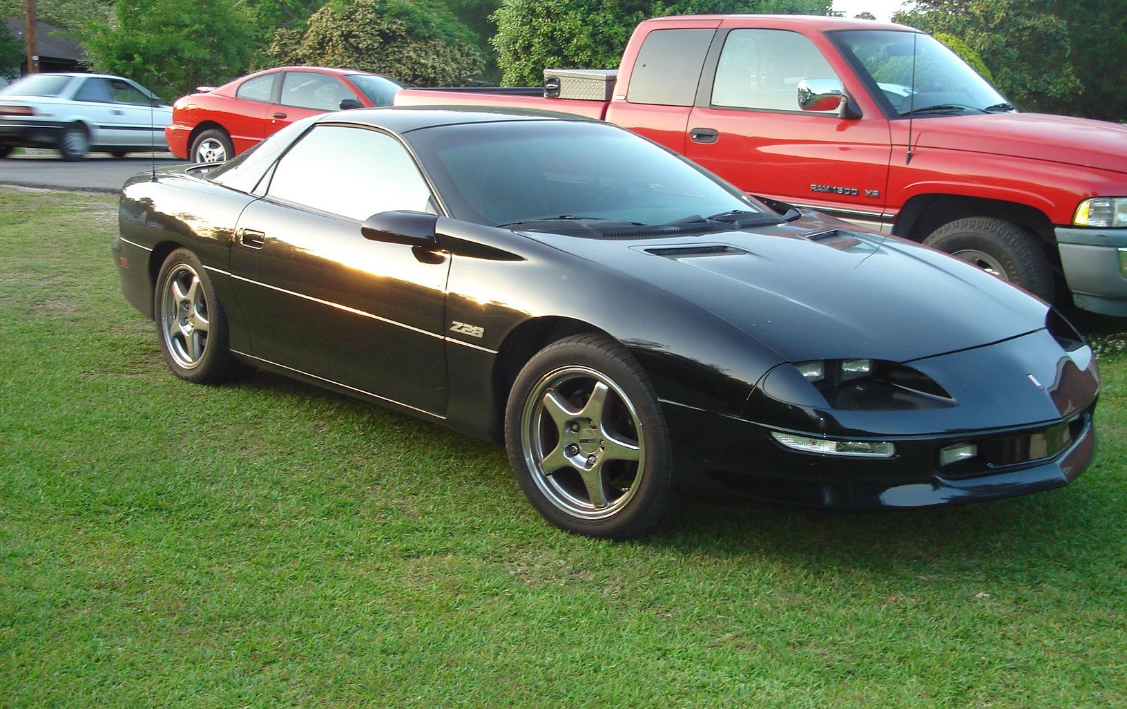 1994 Chevrolet Camaro Coupe Photo 6