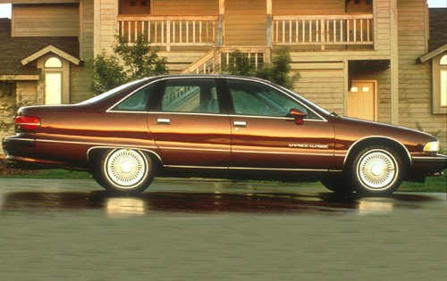 1992 Chevrolet Caprice VIN Number Search - AutoDetective