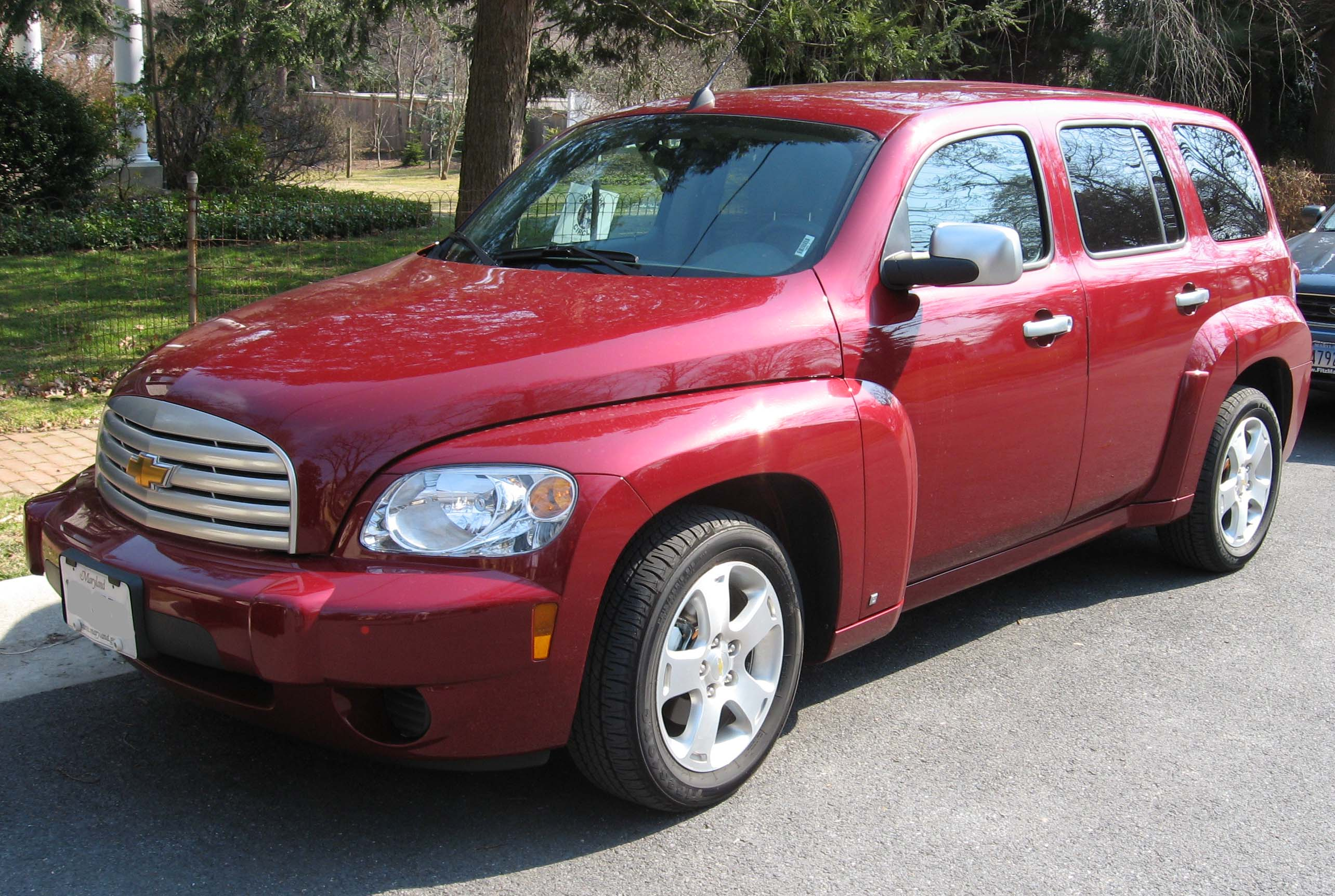 2006 Chevrolet Hhr Vin Check Specs Recalls Autodetective