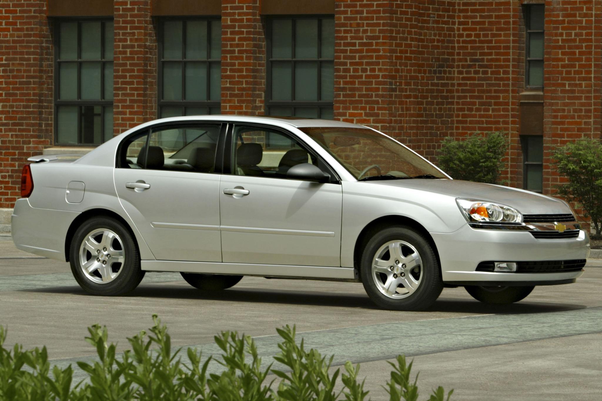 2007 Chevrolet Malibu Ls Vin Number Search